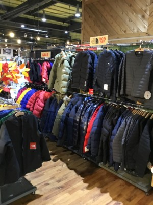 【札幌店】THE NORTH FACE特…