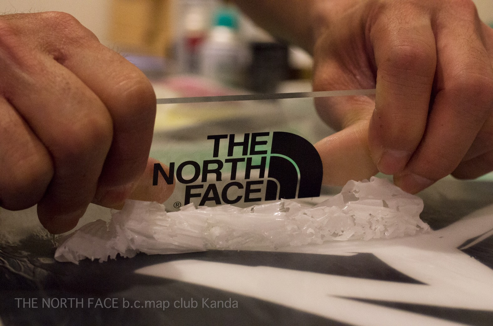 【TNF bcmap club 神田】滑…